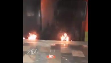 Photo of Ocurre incendio en la Línea 3 del metro Indios Verdes