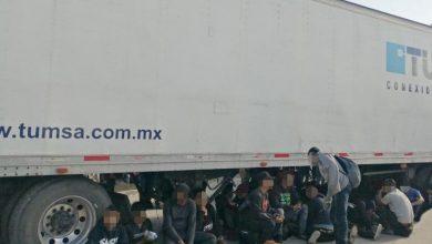 Photo of Rescata SSP a 233 migrantes abandonados en un tráiler en Las Choapas