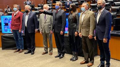Photo of Senado toma protesta a Moctezuma como embajador de México en EU