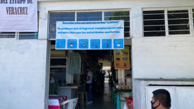 Photo of Sin agua hasta cuatro días en mercado La Rotonda durante pandemia