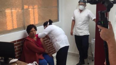Photo of Inmunizan a más de 20 mil adultos mayores en CDMX