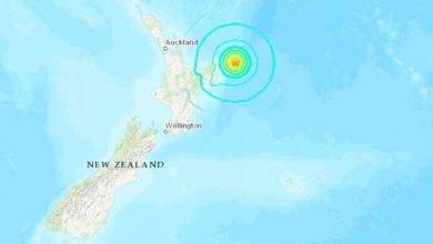 Photo of Alerta de tsunami por terremoto de 7.3 en Nueva Zelanda