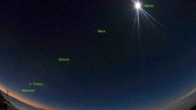 Photo of Estos son los fenómenos astronómicos que tendrán lugar en marzo