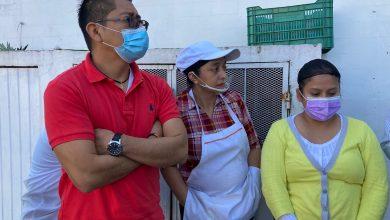 Photo of Locatarios rechazan  reconstrucción de mercado La Rotonda