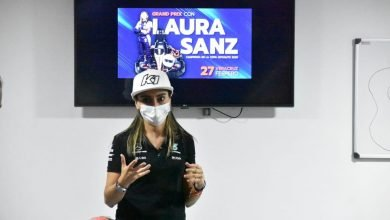 Photo of Cumple Laura Sanz exitoso Grand Prix