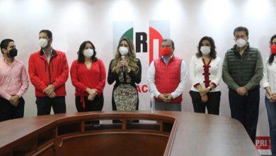 Photo of Diputados federales del PRI piden licencia