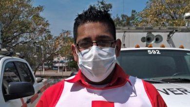 Photo of Disminuye atenciones a pacientes Covid en Cruz Roja de Veracruz