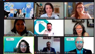 Photo of Docentes compartieron experiencias de enseñanza y aprendizaje en pandemia