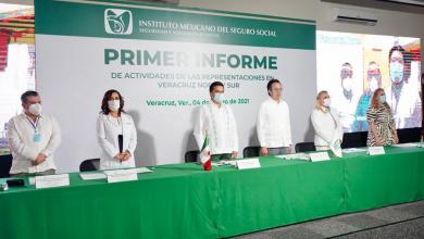 Photo of Reconoce Zoé Robledo política de salud del gobernador Cuitláhuac García