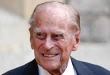 Photo of Trasladan a otro hospital al príncipe Felipe, esposo de la reina Isabel II