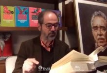 Photo of GabrielGarcía Márquez:de la crónica a la ficción, curso de Juan Villoro